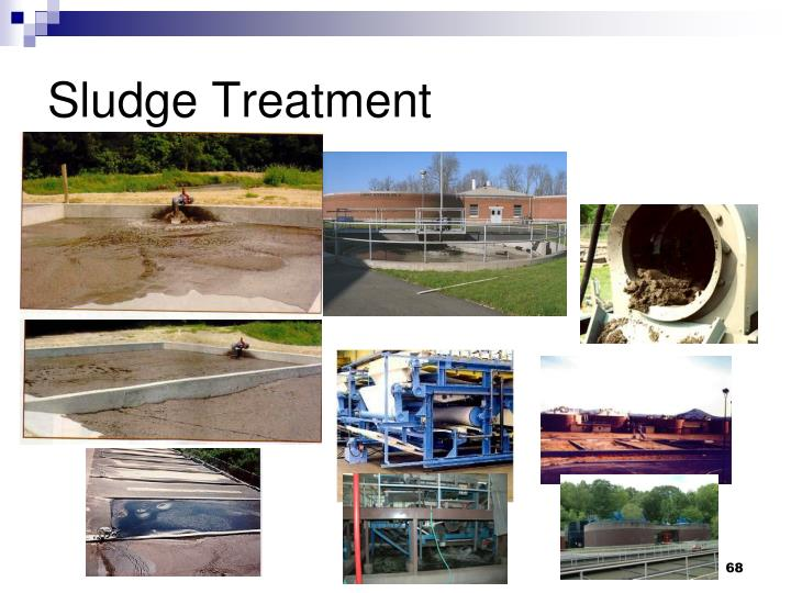 Sludge Treatment