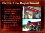ovilla fire department10