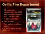 ovilla fire department13