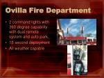 ovilla fire department5