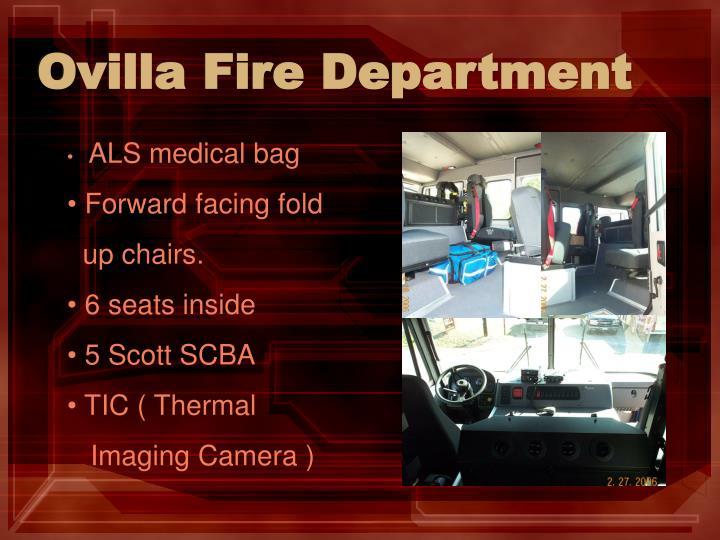 Ovilla Fire Department
