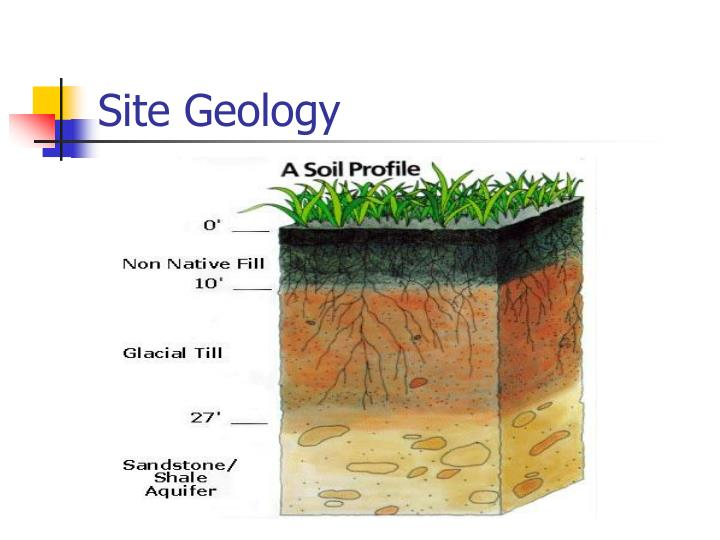 Site Geology