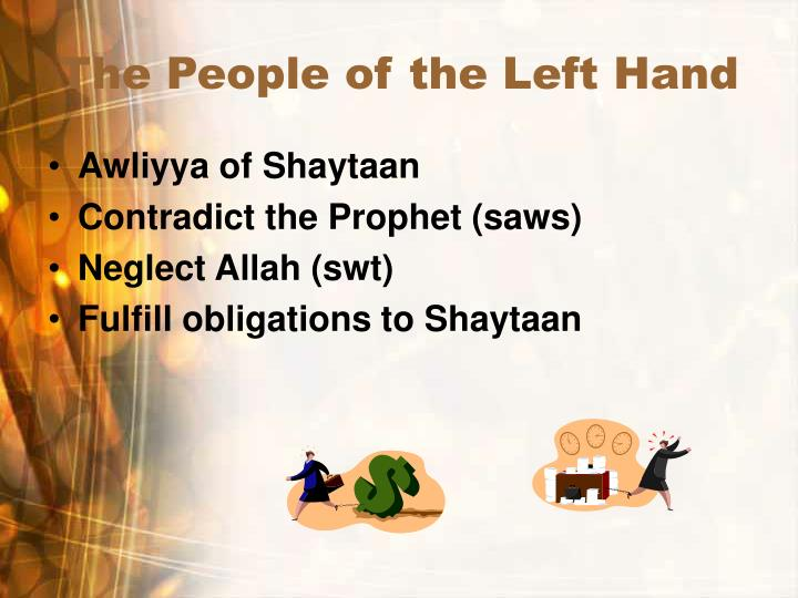 The People of the Left Hand
