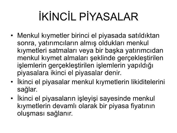 KNCL PYASALAR