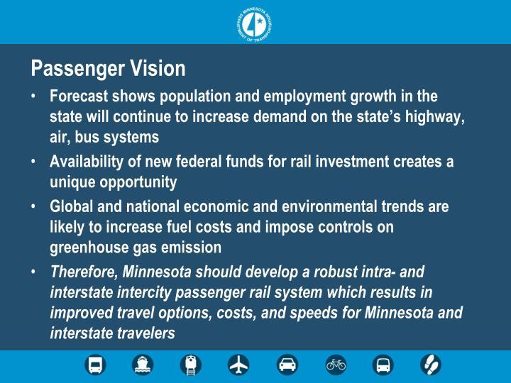Passenger Vision