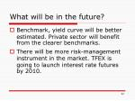 what will be in the future1
