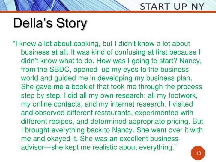 Della's Story