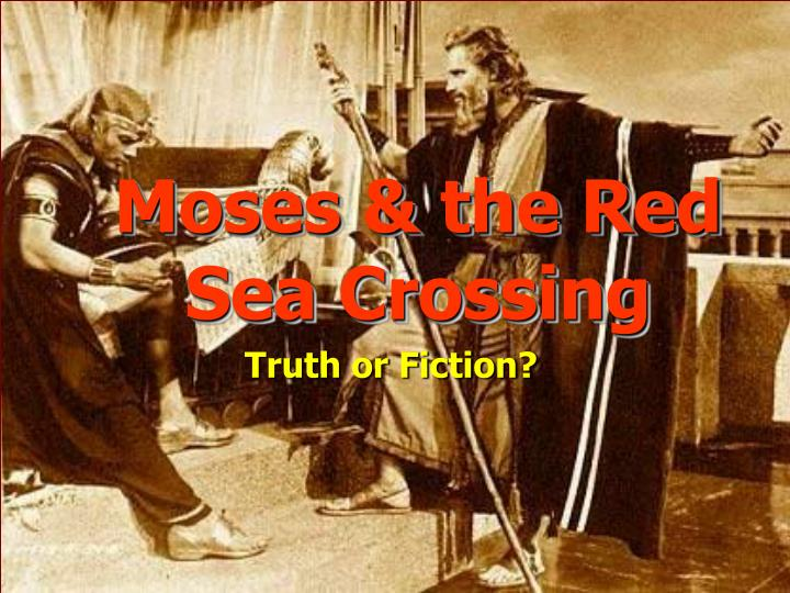 Moses & the Red
