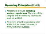 operating principles cont d1