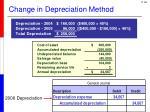 change in depreciation method2