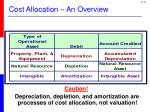 cost allocation an overview2