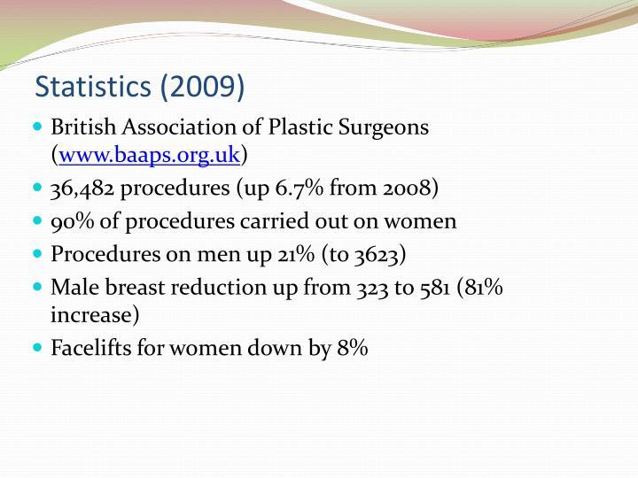 Statistics (2009)