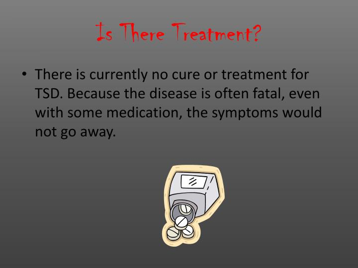 Is There Treatment?