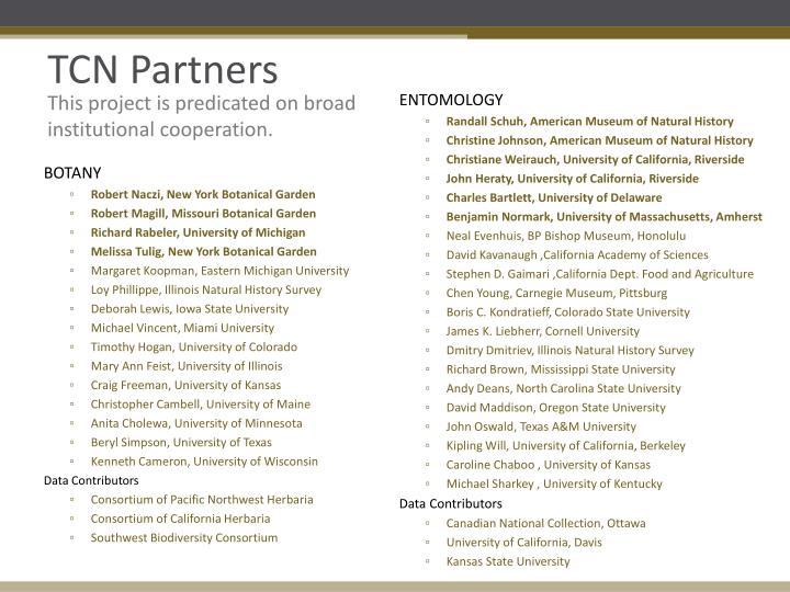 TCN Partners