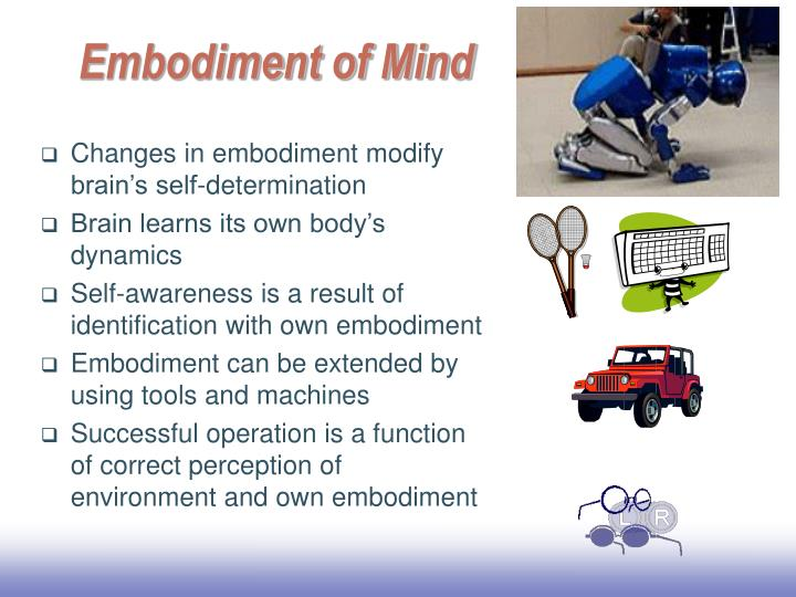 Embodiment of Mind