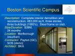 boston scientific campus