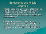 borderlands and middle grounds12