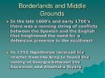 borderlands and middle grounds19