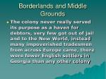 borderlands and middle grounds22