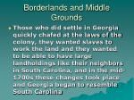 borderlands and middle grounds23