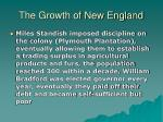 the growth of new england5
