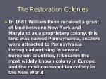 the restoration colonies19