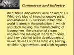 commerce and industry10