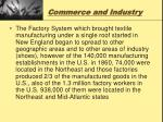 commerce and industry6