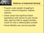 patterns of industrial society2