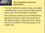 the changing american population15
