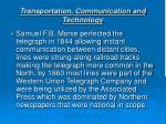 transportation communication and technology13