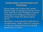 transportation communication and technology5