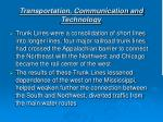 transportation communication and technology9