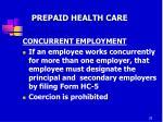 prepaid health care11