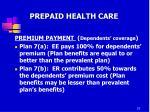 prepaid health care6