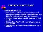 prepaid health care8