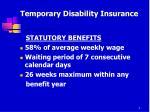 temporary disability insurance4