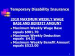 temporary disability insurance6