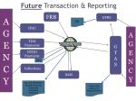 future transaction reporting