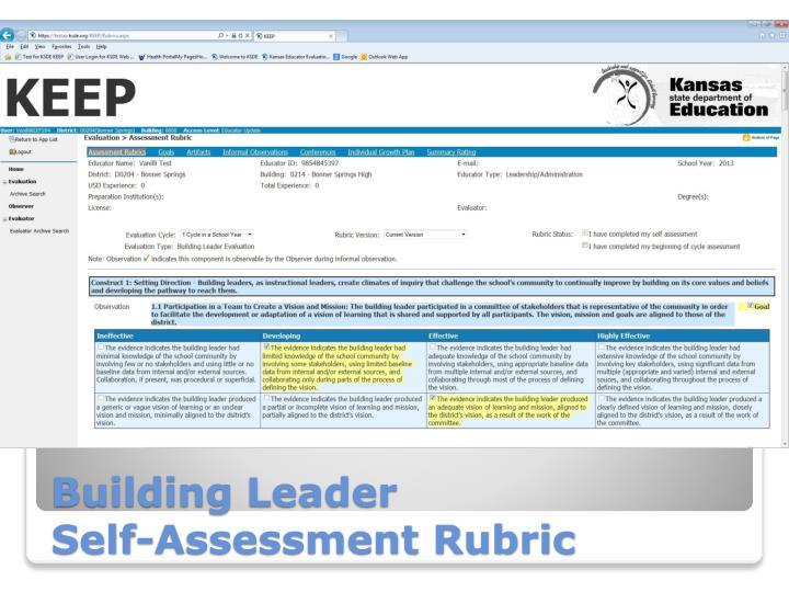 Building Leader