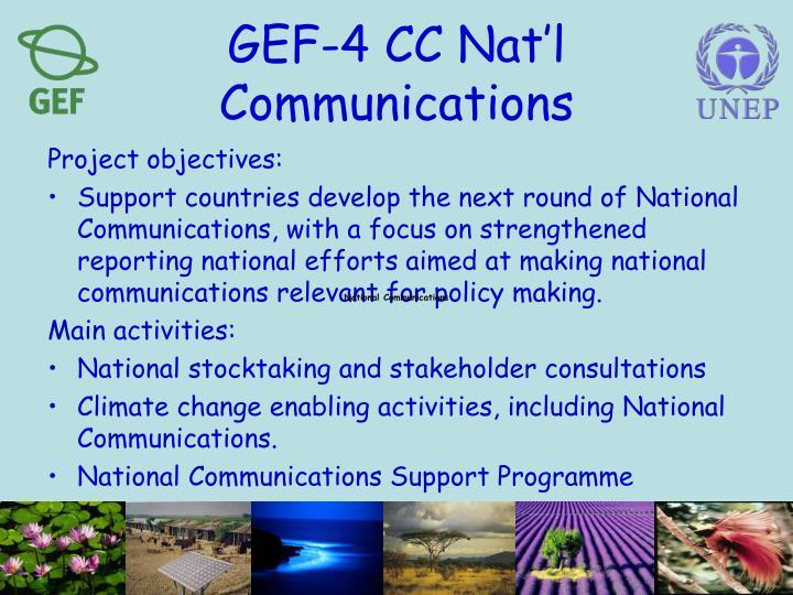 GEF-4 CC Nat'l Communications