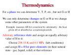 thermodynamics3