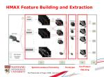 hmax feature building and extraction1