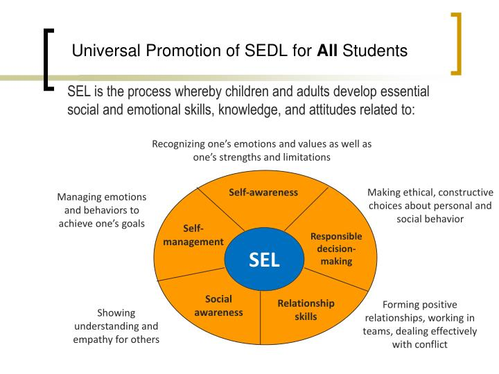 Universal Promotion of SEDL for