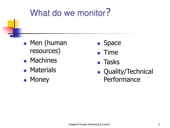Men (human resources)