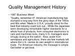 quality management history3