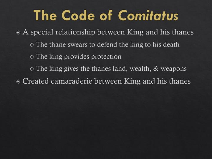 The Code of