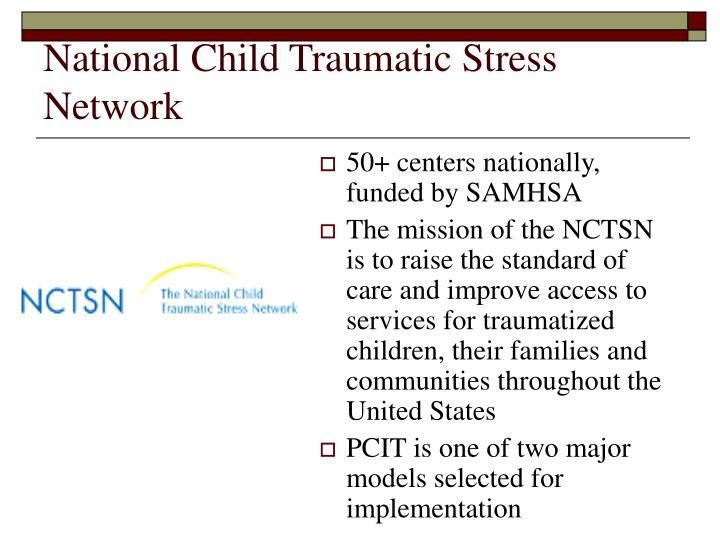 National Child Traumatic Stress Network