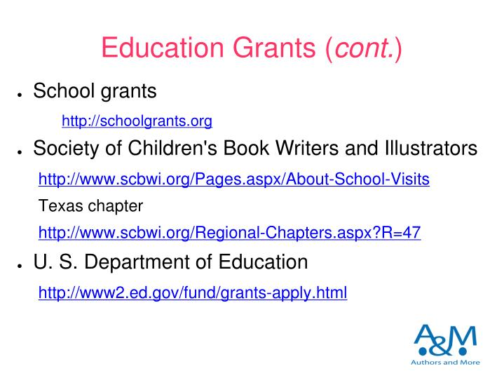 Education Grants (