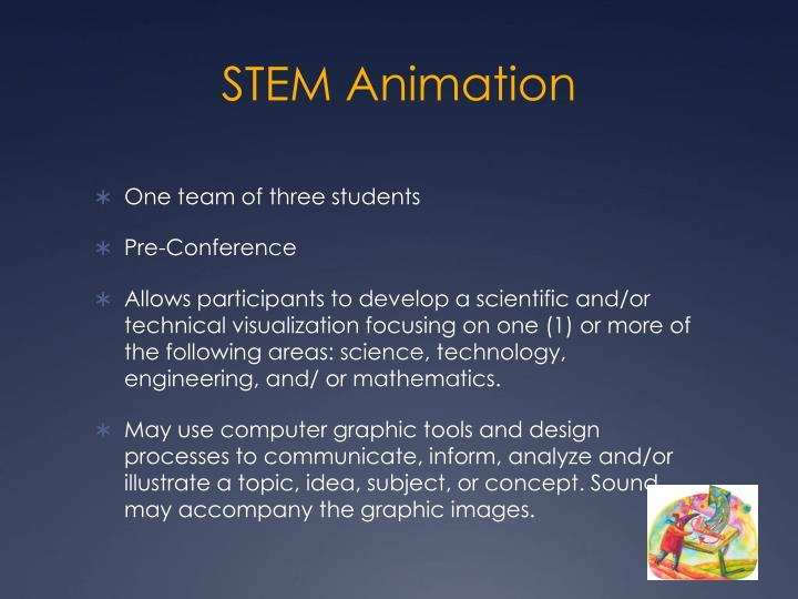 STEM Animation